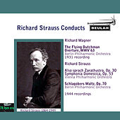 Richard Strauss Conducts de Richard Strauss