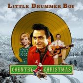 Little Drummer Boy (Country Christmas) de Various Artists