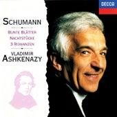 Schumann: Piano Works Vol. 7 de Vladimir Ashkenazy