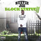Block Statue 3 by Stevie Joe