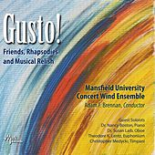 Gusto!: Friends, Rhapsodies & Musical Relish by Various Artists
