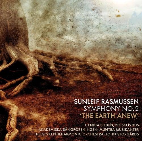 Sunleif Rasmussen: Symphony No. 2
