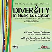 2016 Florida Music Educators Association (FMEA): Florida All-State Concert Orchestra & All-State Symphonic Orchestra (Live) von Various Artists