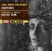 Weber: Overtures by Staatskapelle Dresden
