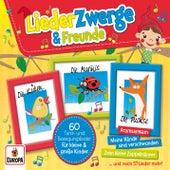 Liederzwerge und Freunde (3er-Box) de Various Artists