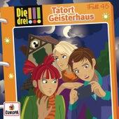 045/Tatort Geisterhaus von Die Drei !!!