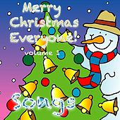 Merry Christmas Everyone! Volume 1 (Christmas Songs) by Kidzone