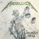 ...And Justice For All de Metallica