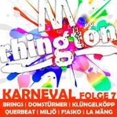 Rhingtön Karneval Folge 7 von Various Artists