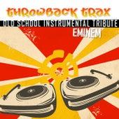 Eminem Throwback Instrumental Tribute by Mixmaster Throwback