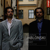 Mozart: Music for Piano Duet by Peter Jablonski