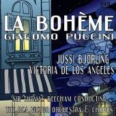 La Bohème by Jussi Björling