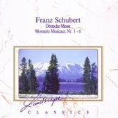 Franz Schubert: Deutsche Messe F-Dur, D 872 - Moments Musicaux Nr. 1 - 6, op. 94 D 780 by Various Artists
