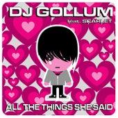 All The Things She Said de DJ Gollum