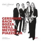 Gershwin, Bach, Bozza, Weill, Meyers, Piazzolla von Clair Obscur
