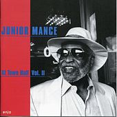 At Town Hall Vol. 2 by Junior Mance