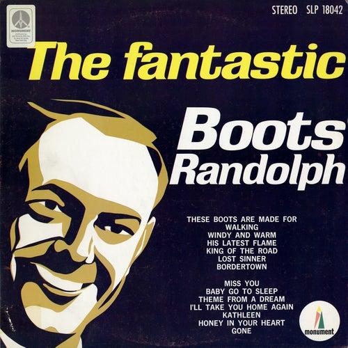 The Fantastic Boots Randolph by Boots Randolph