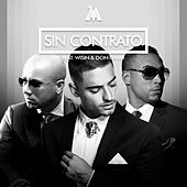 Sin Contrato (Remix) de Various Artists