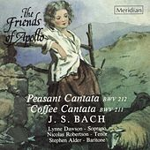 Bach: Peasant Cantata & Coffee Cantata by The Friends of Apollo