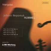 Hummel: Piano Trios by Trian3ulus