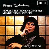 Nelly Ben-Or: Piano Variations by Nelly Ben-Or