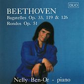 Beethoven: Bagatelles & Rondos by Nelly Ben-Or