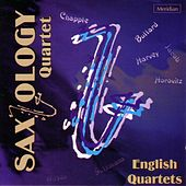 English Quarters by Saxology Quartet