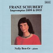 Schubert: Impromptus D899 & D935 by Nelly Ben-Or