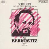 Schubert: The Last Three Sonatas, Vol. II by Paul Berkowitz