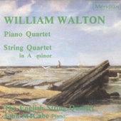 Walton: Piano Quartet / String Quartet by John McCabe