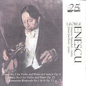 George Enescu: Music for Violin and Piano de Julian Jacobson
