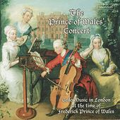 The Prince of Wales' Concert by Anthony Pleeth