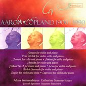Copland: Chamber Music von Various Artists