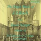 The Organ Music of J.S. Bach, Vol. 2 by David Sanger