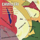 Camilleri: Music for Clarinet, Violin and Piano by Julian Jacobson