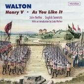 Walton: Henry V - As You Like It by Lorna Rushton