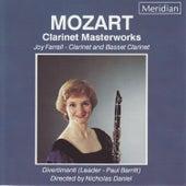 Mozart: Clarinet Masterworks de Joy Farrall