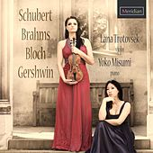 Schubert - Brahms - Bloch - Gershwin by Yoko Misumi
