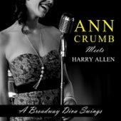 A Broadway Diva Swings by Ann Crumb