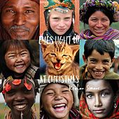 Eyes Light up at Christmas by Keaton Simons