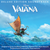 Vaiana (English Version/Original Motion Picture Soundtrack/Deluxe Edition) de Various Artists