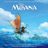 Moana (Original Motion Picture Soundtrack) de Various Artists
