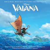 Vaiana (English Version/Original Motion Picture Soundtrack) de Various Artists