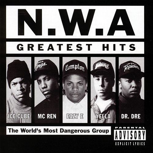 Greatest Hits by N.W.A