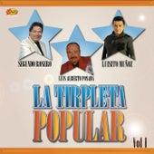 La Tripleta Popular, Vol. 1 de Various Artists
