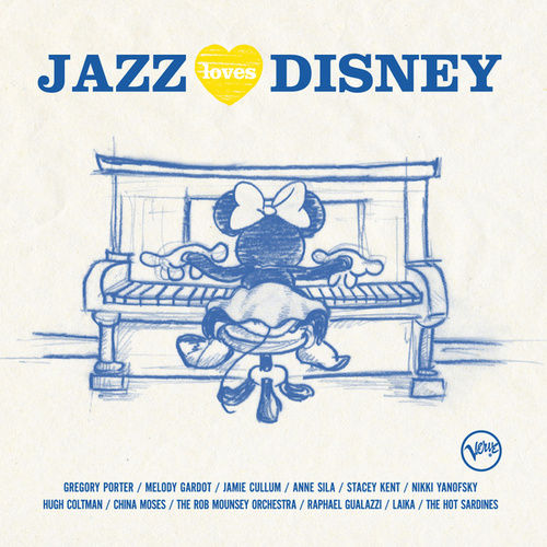 Jazz Loves Disney by Various Artists