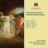 Eighteenth Century Shakespearean Songs de Raymond Leppard