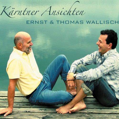 Kaerntner Ansichten by Ernst