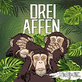 Drei Affen by Dame