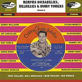 Memphis Rockabillies, Hillbillies & Honky Tonkers, Volume 6 by Various Artists